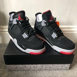 Jordan 4 breds